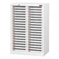 樹德 Shuter A4X-236PK A4座地文件櫃(雙排/36抽)