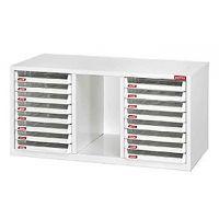 樹德 Shuter A4X-B316P A4桌面文件櫃(雙排/16抽)