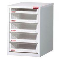 樹德 Shuter A4XM1-4H1P A4桌面文件櫃(5抽)