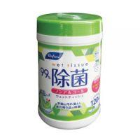 Refine LD-106 除菌濕紙巾 (120片裝)