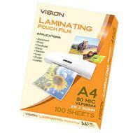 VISION 過膠膜 (A4-80mic/100張)