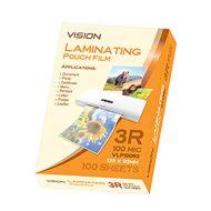 VISION 過膠膜 (3R-100mic/100張)