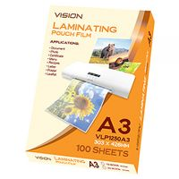 VISION 過膠膜 (A3-250mic/50張)