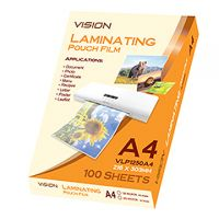 VISION 過膠膜 (A4-250mic/50張)