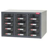 樹德 Shuter A5V-312  專業零件分類櫃(12格)