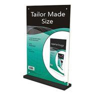 訂造: T型亞加力磁夾展示架