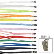 證件套掛繩 (尼龍/L40x1.0cm/25條裝)