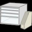文件櫃及文件架